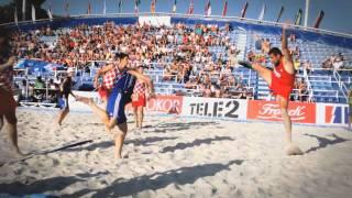 Beach Handball Promotion Video - Промо-ролик пляжного гандболу