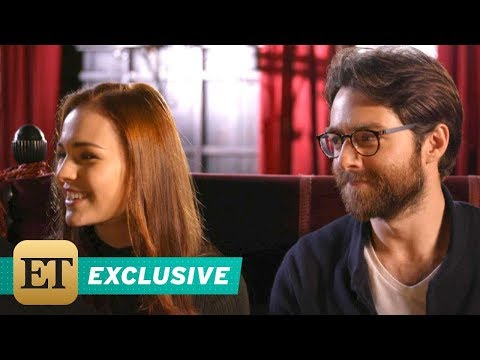 Download Youtube: EXCLUSIVE: 'Outlander's Sophie Skelton & Richard Rankin Talk Bree and Roger's Season 3 Relationsh…