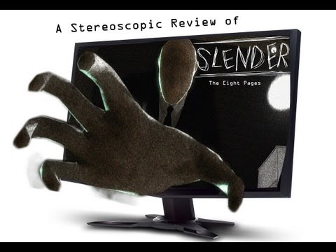 Stereoscopic Review of Slender