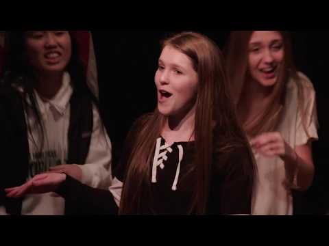 Tigard High Choralation Perform at Tigard State of the City 2018