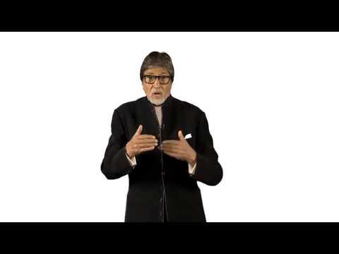 Amitabh Bachchan - Anti Piracy