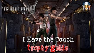 Resident Evil 0 HD Remaster - I Have the Touch Trophy Guide (Defeat Mimicry Marcus using a knife)