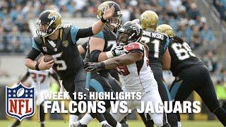 Falcons vs. Jaguars   Week 15 Highlights   NFL