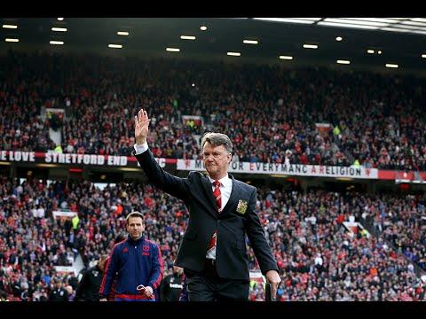 Louis van Gaal SACKED!   Manchester United Fan Reaction