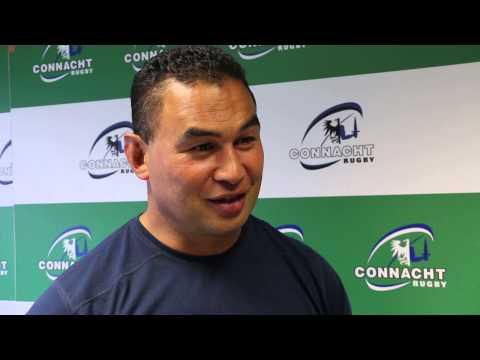 Pat Lam - Connacht v Grenoble post match interview