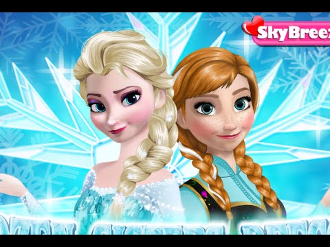 Juegos De Frozen Princess Hermanas Frozen Elsa Y Anna De