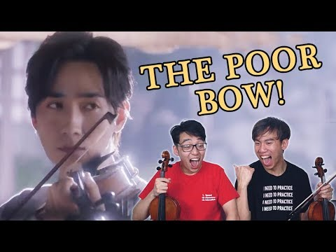 Chinese Drama Tried Muting The Violin  But Still Managed to Fail