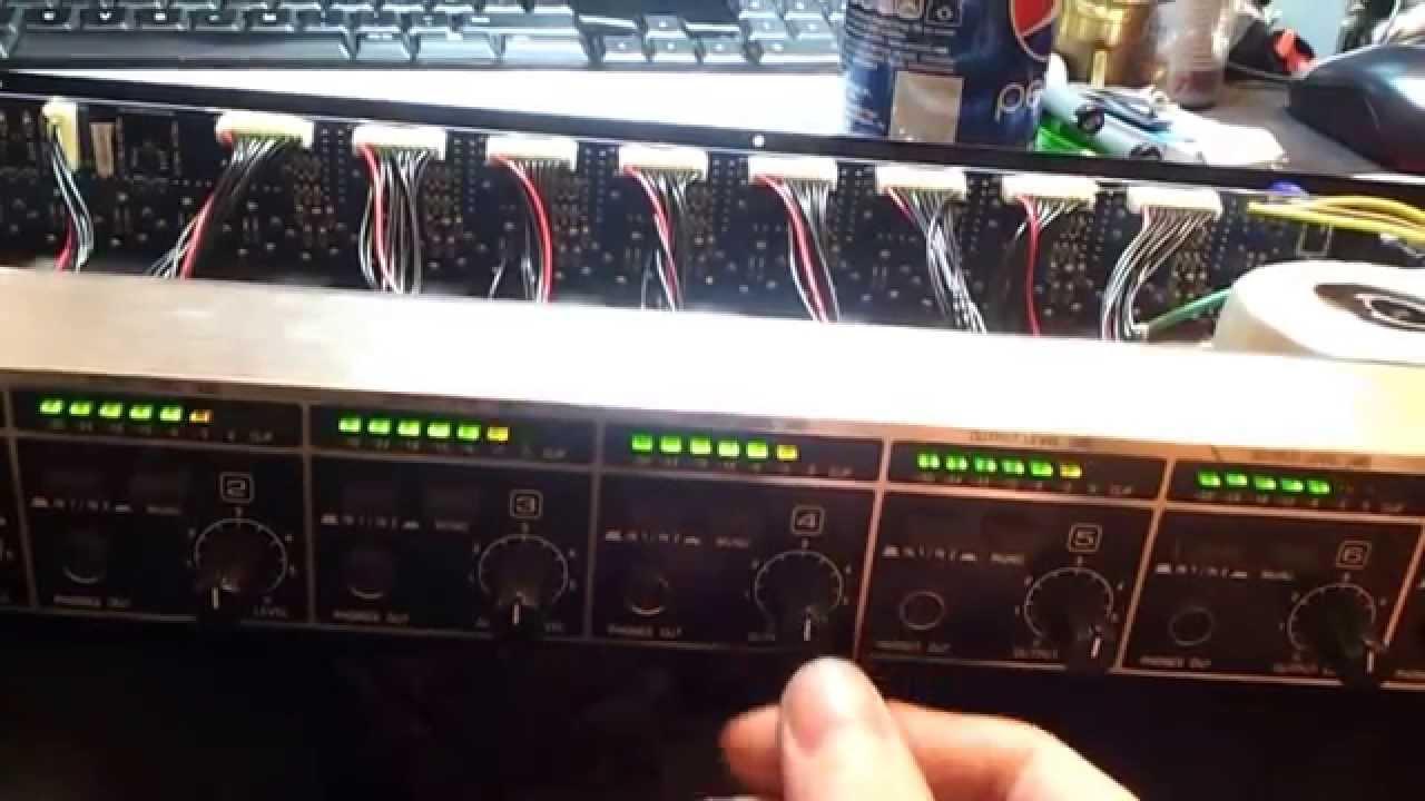 Powerplay Pro 8 : behringer powerplay pro 8 youtube ~ Vivirlamusica.com Haus und Dekorationen