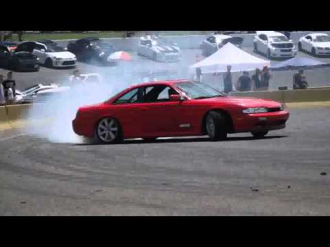 NOPI Nationals 2015 – Charlotte – Drifting – Nissan 240