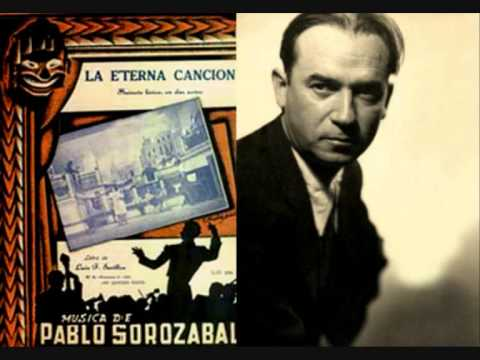 "Pablo Sorozábal - Pasodoble de ""La eterna canción"" (1945)"
