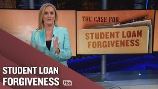 Student Loan Debt: It's Not Just For Millennials Anymore! | Full Frontal on TBS