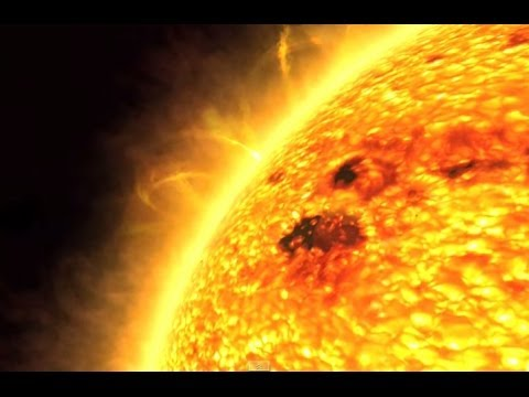 NASA: CARRINGTON CLASS SOLAR FLARE NARROWLY MISSED, WREAKING HAVOC ON EARTH IN 2012 (APR 28, 2014)