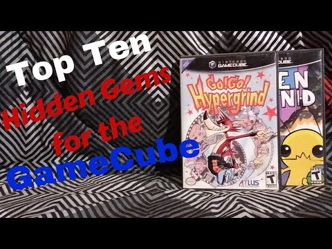 Top Ten Hidden Gems on the Gamecube by Second Opinion Games
