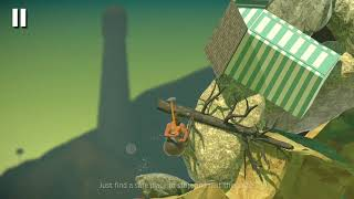 Getting over it with Bennet foddy for Android no fake with app+data