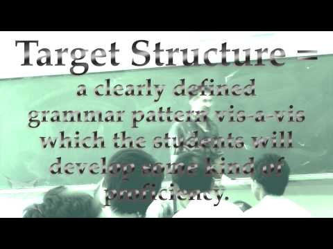 Drilling Target Structures    What is a Target Structure