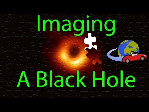 How the Event Horizon Telescope imaged a black hole