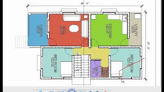 1200 sq ft BEST HOUSE PLAN WITH BEAUTIFUL DESIGNS