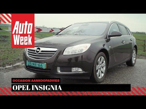 Opel Insignia - Occasion Aankoopadvies