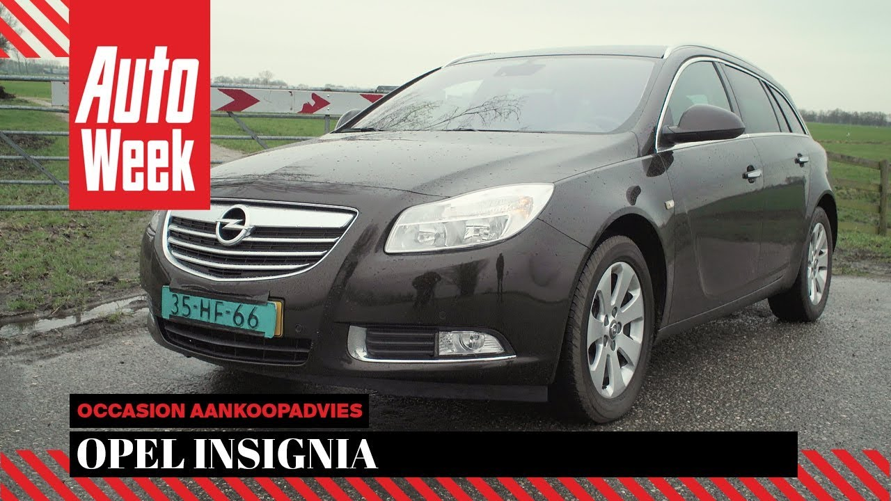 opel insignia occasion aankoopadvies youtube. Black Bedroom Furniture Sets. Home Design Ideas