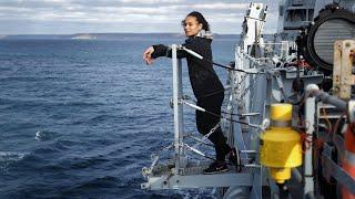 I Joined the Royal Navy! — Sailing Uma [Step 207]