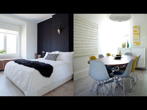 Interior Design – A Family-Friendly Home Influenced By Scandinavian Design