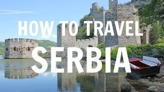 HOW TO TRAVEL SERBIA [ONE LOST CHILD]
