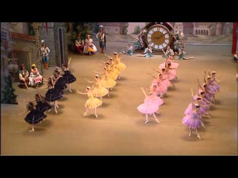 Bolshoi Ballet- Coppelia: Waltz of the Hours