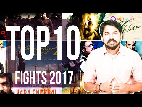 Top 10 Best Fight Sequence Movies Of 2017...