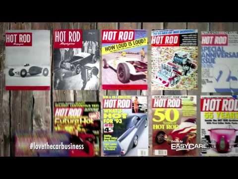 EasyCare | Love The Car Business- David Freiburger | Hot Rod