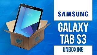 Unboxing: Samsung Galaxy Tab S3