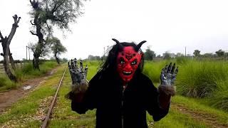 Railway Train Shaitan aur Kid Part 04    Social Message Short Film