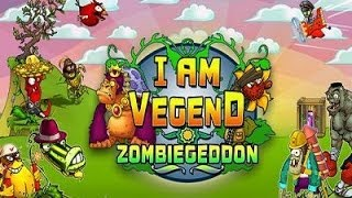 Lets Play I Am Vegend 1 - Growing Our Forces