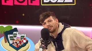 Louis Tomlinson Takes On A Game Of 'Desert Island Sh*t'