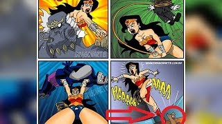 "40+ ""Wonder Women"" Hilariously Funny Comics To Make You Laugh."