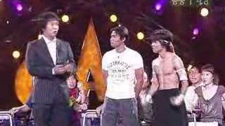Tony Jaa Show in Korean TV
