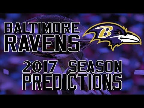 Baltimore Ravens 2017 Season Predictions