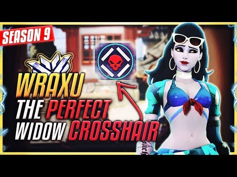 WRAXU found The BEST Crosshair for WIDOWMAKER [S9 TOP 500]