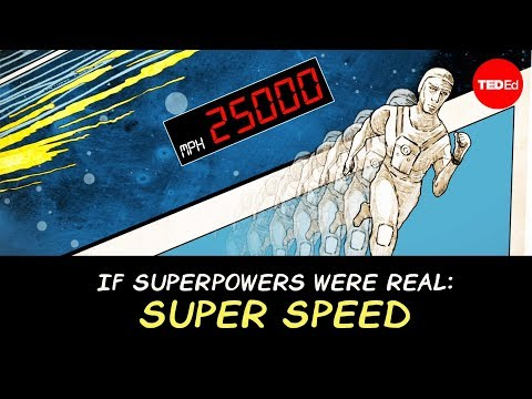 Video image: If superpowers were real: Super speed - Joy Lin
