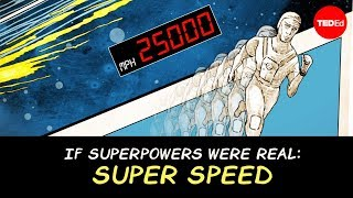 If Superpowers Were Real: Super Speed - Joy Lin