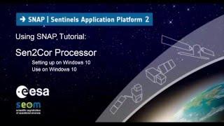 SNAP - Sen2Cor installation on Windows 10