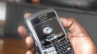 BlackBerry  8700c