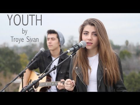 YOUTH by Troye Sivan cover by Jada Facer ft. Kyson Facer