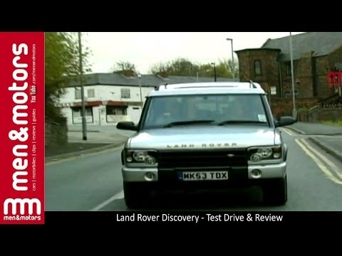 Land Rover Discovery - Test Drive & Review