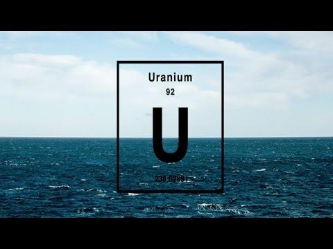 Professor John O'Connor - uranium from seawater