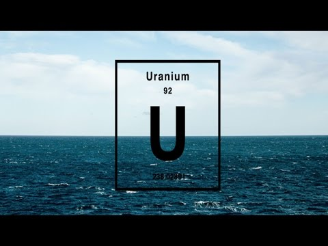 Professor John O'Connor - Uranium From Seawater