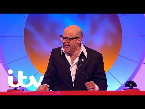 Harry Hill's Alien Fun Capsule | When Local News Roundup Goes Wrong | ITV