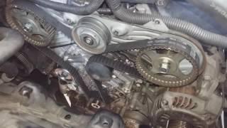 Régis Mecânica - Troca da Correia Dentada Mitsubishi Outlander 3.0 V6