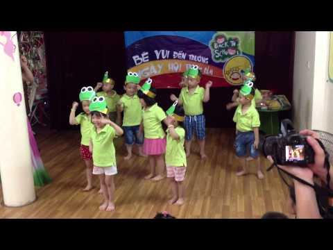 Nhảy Chú ếch con