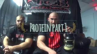 Protein Part 1(This video goes into detail about the different types of protein, the benefits of each, and what to look for in the ingredients. Subscribe to our youtube channel TGB ..., 2016-11-07T22:39:08.000Z)
