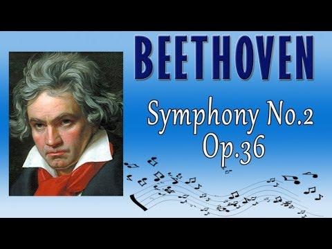 BEETHOVEN - SYMPHONY NO. 2 OP. 36